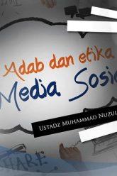 Adab dan Etika di Media Sosial