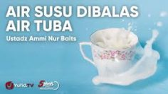 Air Susu dibalas Air Tuba