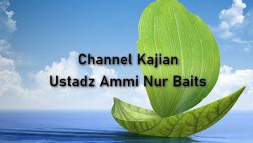 Channel Kajian Ammi