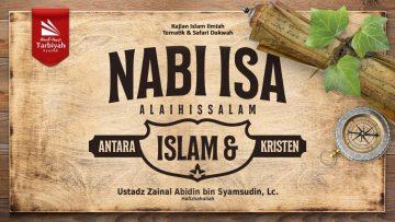 Nabi Isa 'Alaihissalam, Antara Islam – Kristen