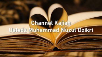 Ustadz Muhammad Nuzul Dzikri