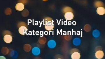 playlist-manhaj